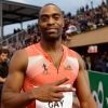 SWIFT JUSTICE for AMERICA'S TOP SPRINTER