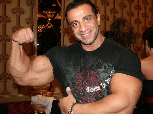 Bodybuilders On Steroids Side Effects