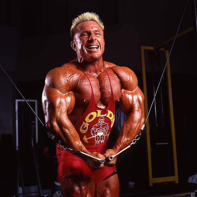 DEATH OF the BLOND MYTH « Steroid Analysis