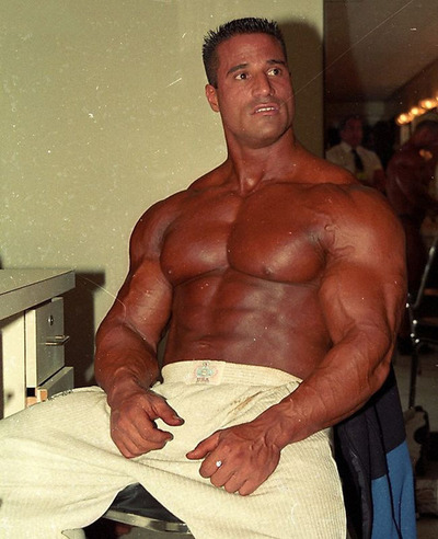 UPDATE: MIKE MATARAZZO IS DEAD but BLAMED STEROIDS WHILE